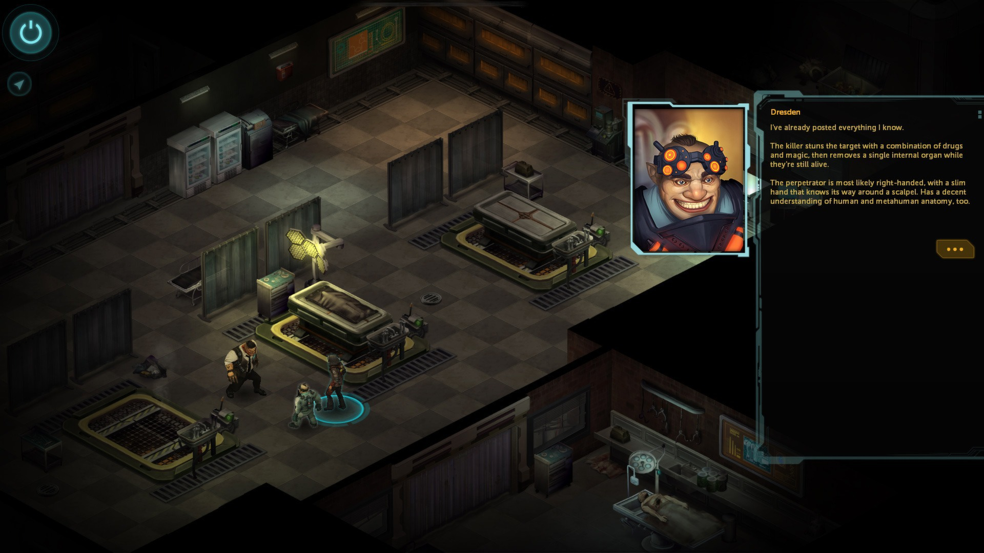 shadowrun returns deluxe edition prophet