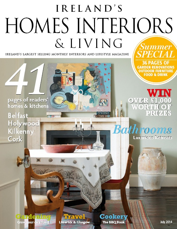 Download Ireland 39 S Homes Interiors Living Magazine July 2014 Tru