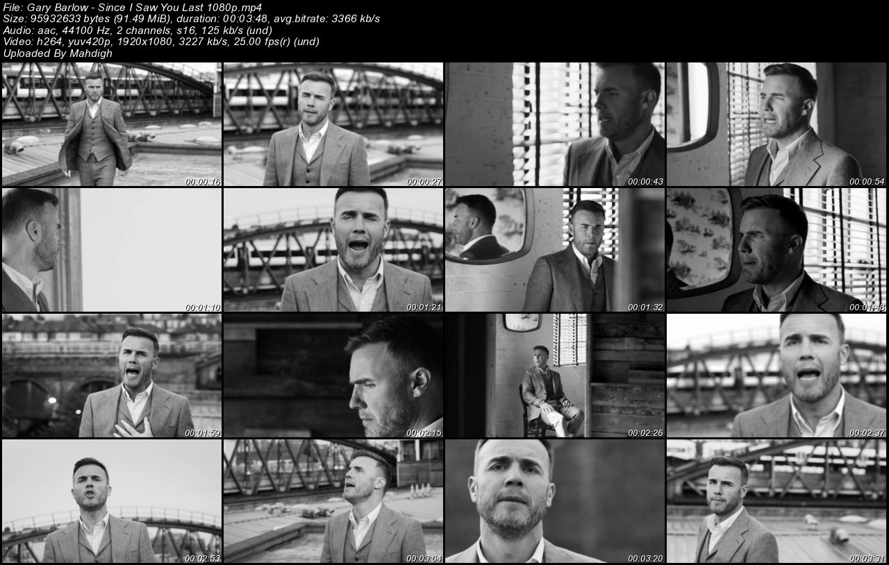 Gary barlow since i saw you last (behind the scenes) on make a gif.