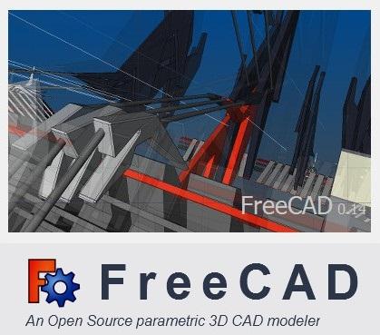 FreeCAD 0.14.3692