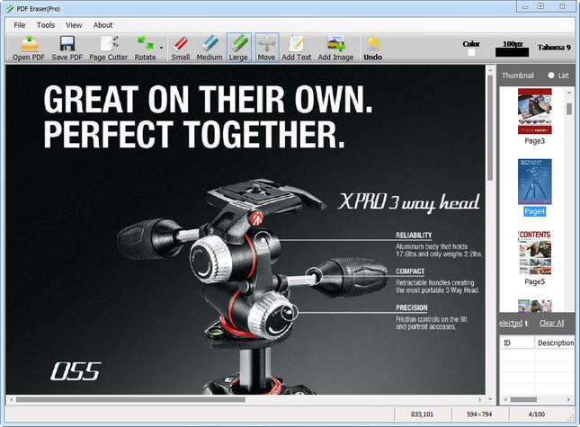PDF Eraser Pro 1.8.3.4 Portable