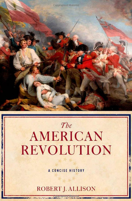 account of the history of the american revolution