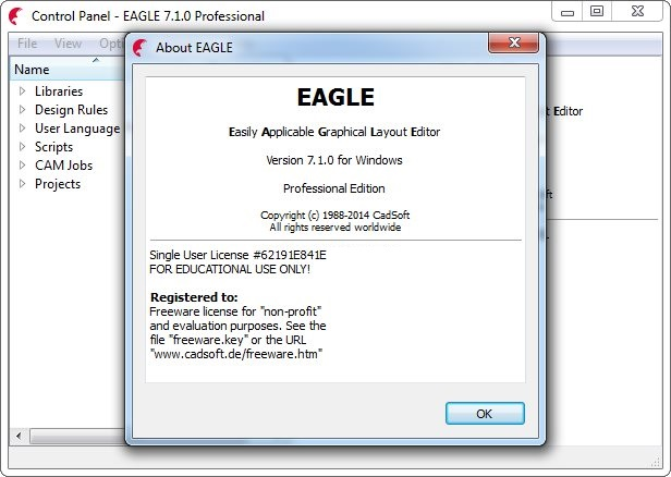 Perfect Cadsoft Eagle Professional Gift - Schematic Diagram Series ...