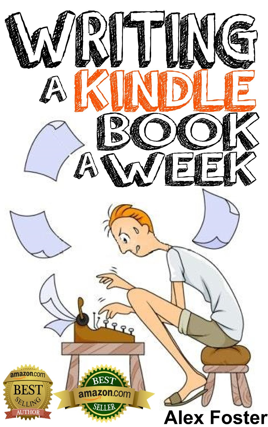 how to write a kindle book fast