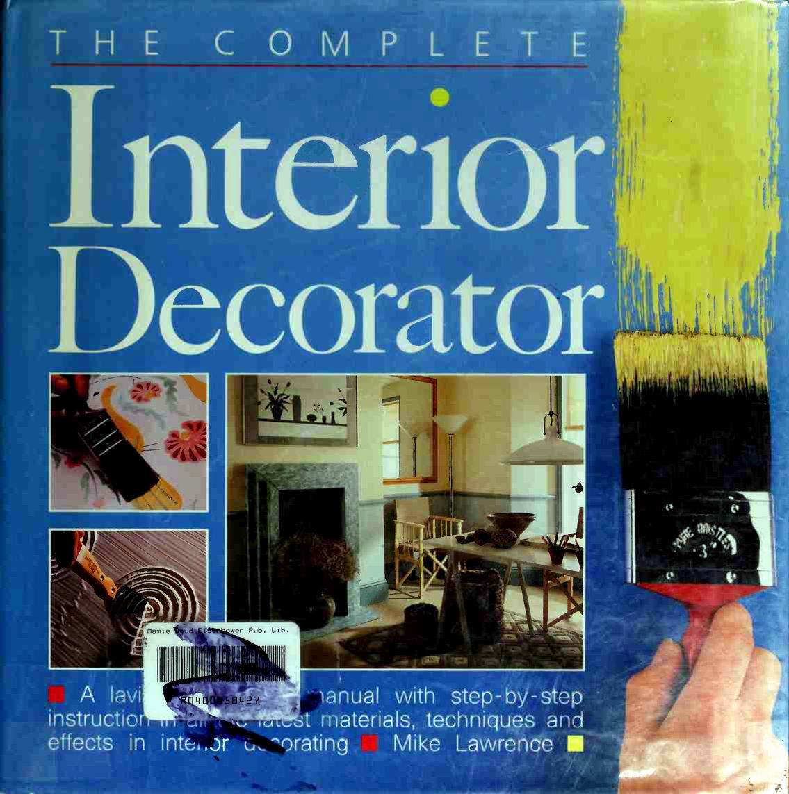 Download the complete interior decorator softarchive for Compleet interieur