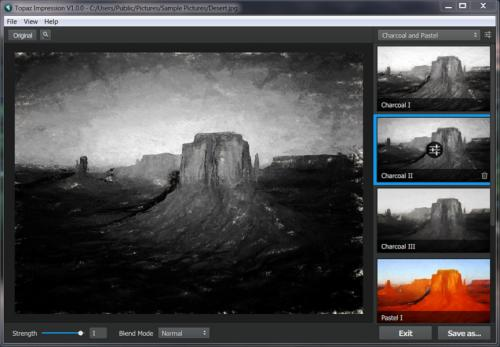 Download Topaz Labs Impression v1 0 x64 - SoftArchive