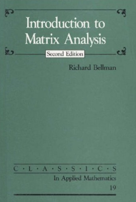 an introduction to the analysis of a matrix 4 introduction to matrix algebra in the previous chapter, we learned the algebraic results that form the founda-tion for the study of factor.