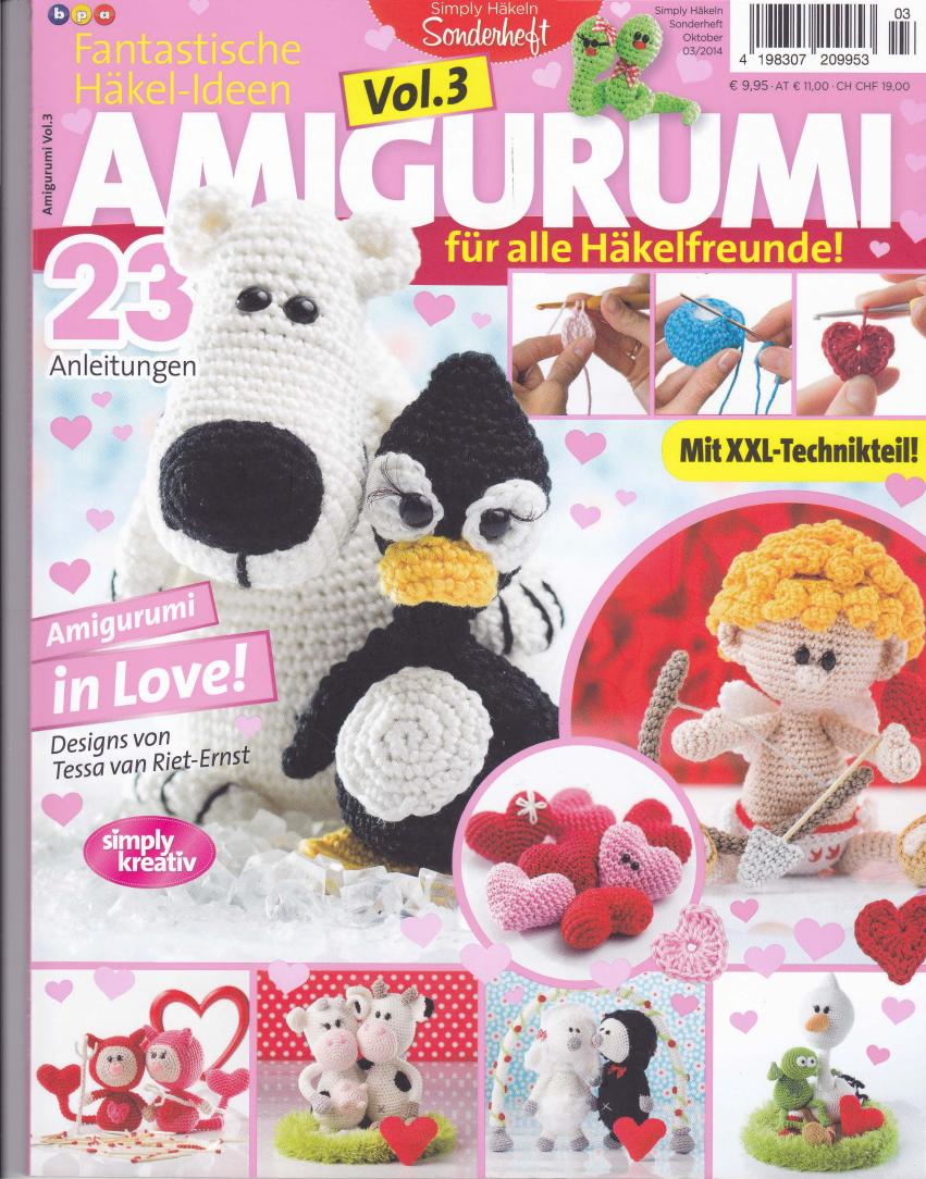 Download Amigurumi - Vol 3 - 03.2014 - SoftArchive