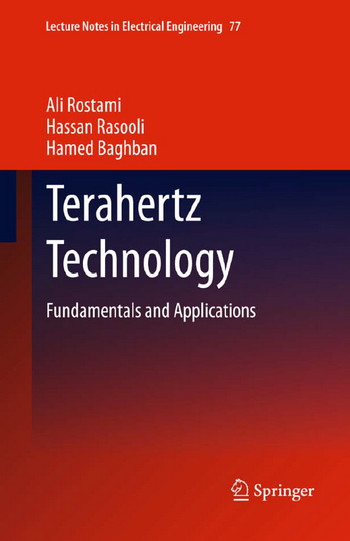 terahertz technology and its applications
