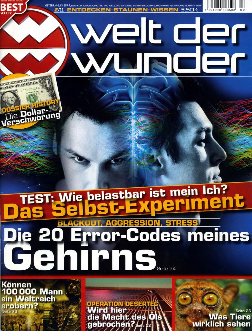 Download Welt Der Wunder Feb 2011 - SoftArchive