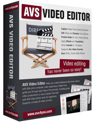 AVS Video Editor 8.0.1.300 Portable