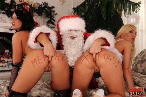 порно новый год