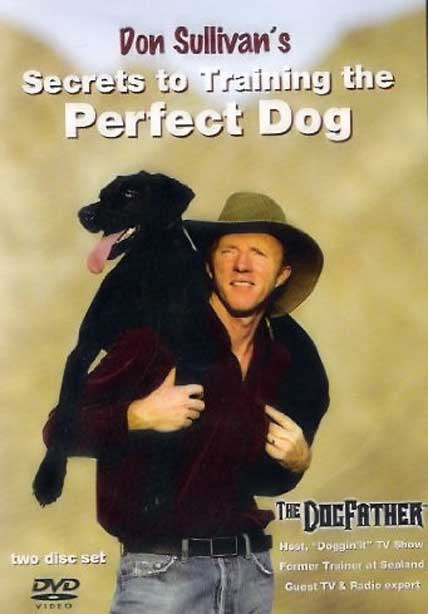 Secrets To Training The Perfect Dog Dvd