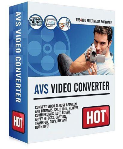 AVS Video Converter 10.0.3.613 (Portable)