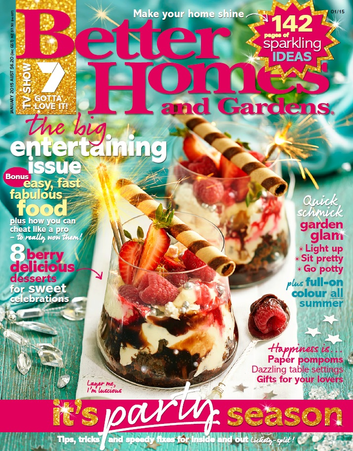 Download better homes and gardens australia january 2015 Better homes and gardens download