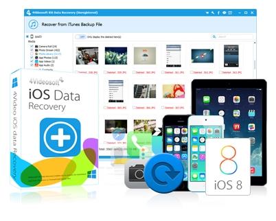 4Videosoft iOS Data Recovery 8.3.6 Multilingual