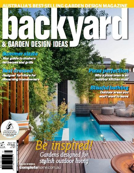 Download backyard garden design ideas magazine issue 12 for Best garden design books 2015