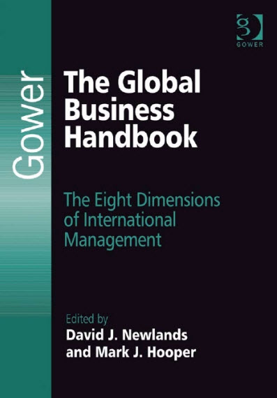 global dimensions of international business
