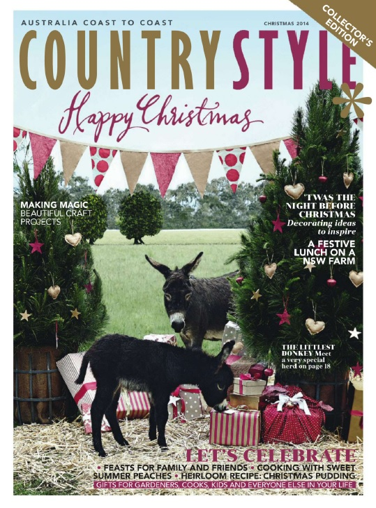 Download country style australia christmas 2014 for Country chic christmas