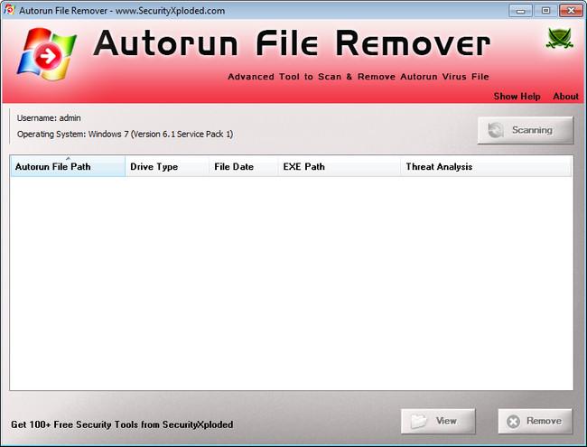 Download Autorun File Remover 3.0 Final + Portable - SoftArchive
