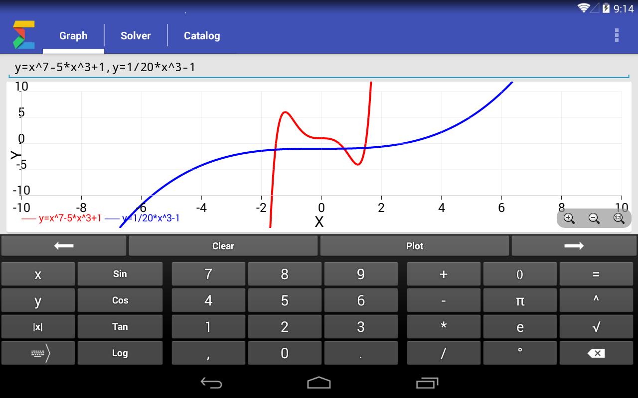Mathway Problem Solver App image information