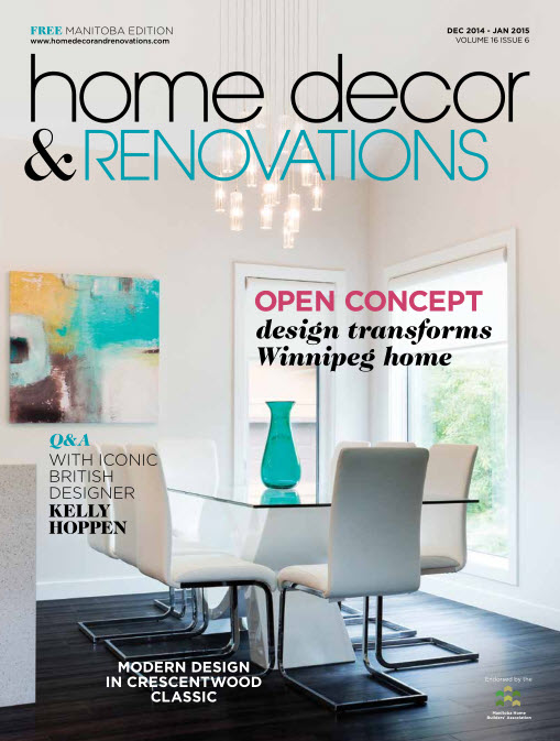 Download manitoba home decor renovations december2014 for Home decorations for january