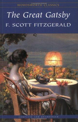 a study of the f scott fitzgeralds literary style in the great gatsby This vocabulary study: the great gatsby by f scott designed to accompany a study of f scott fitzgerald's literary an ap-style prompt that asks.