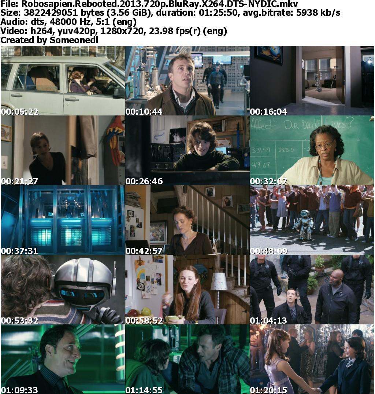 robosapien rebooted (2013)