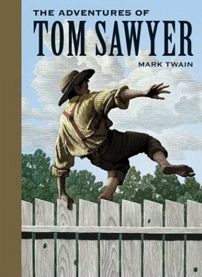 a report on mark twains the adventures of tom sawyer Get an answer for 'what are some reasons that mark twain wrote the adventures of tom sawyer and what is the purpose of the book ' and find homework help for other the adventures of tom sawyer questions at enotes.
