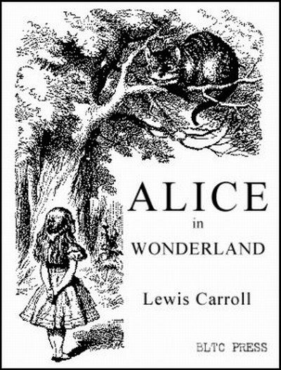 the fairy tale elements used in alice in wonderland by lewis carroll