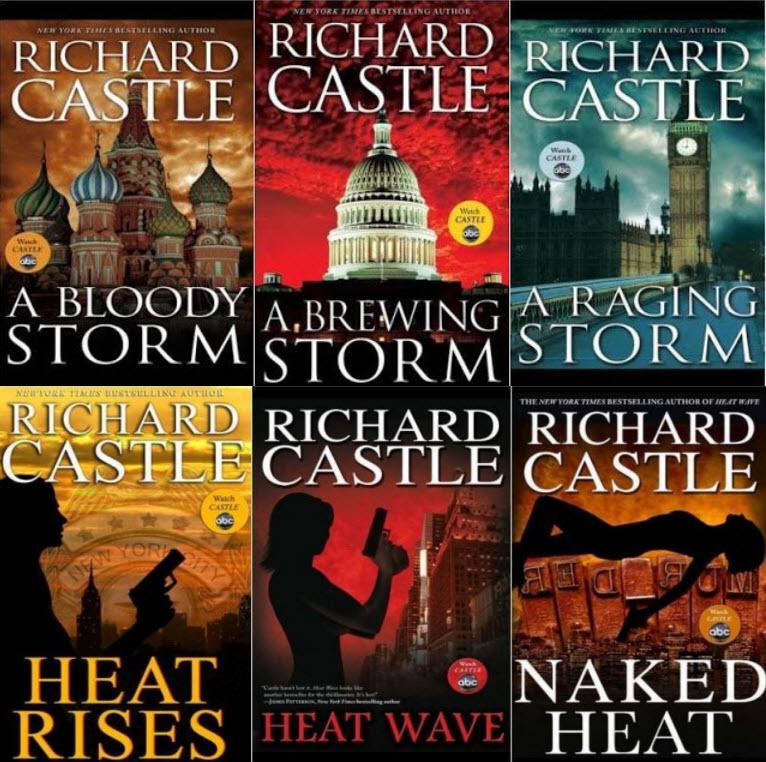 Castle frozen heat ebook richard