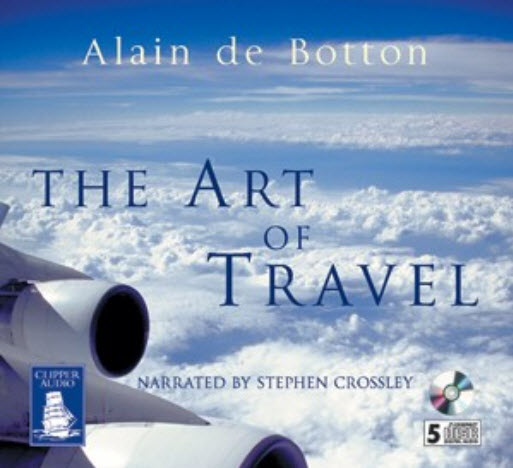 use of symbolism in the art of travel by alain de botton