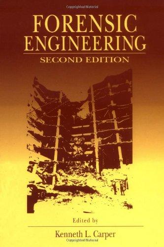 forensic civil engineering case studies Forensic engineering, second edition this edition of forensic engineering updates the original work with new case studies and civil engineering and.
