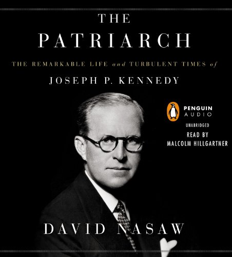 the life and career of joseph patrick kennedy