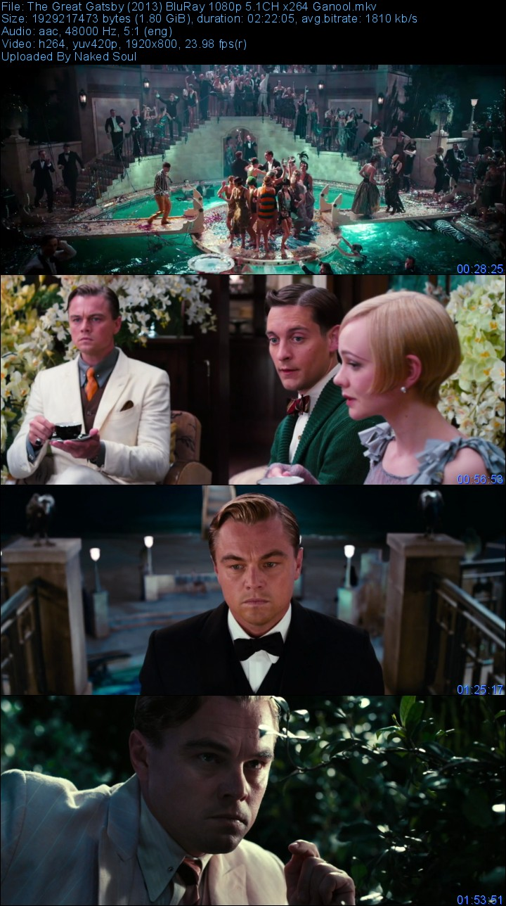 great gatsby tess rapture Love and relationships in the great gatsby (2) source of conflict most of the relationships in 'the great gatsby' are portrayed as unstable, unhappy and violent.