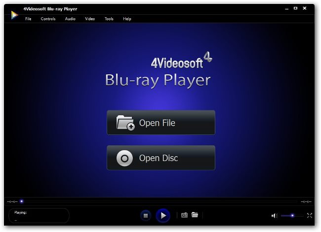 Blu ray video player software for windows 7