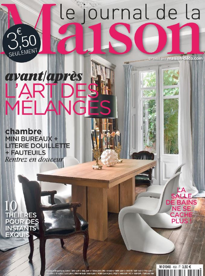 download le journal de la maison n 459 septembre 2013 softarchive. Black Bedroom Furniture Sets. Home Design Ideas