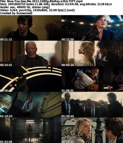 now you see me 2 1080p yify