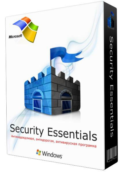 how to manually download microsoft security essential