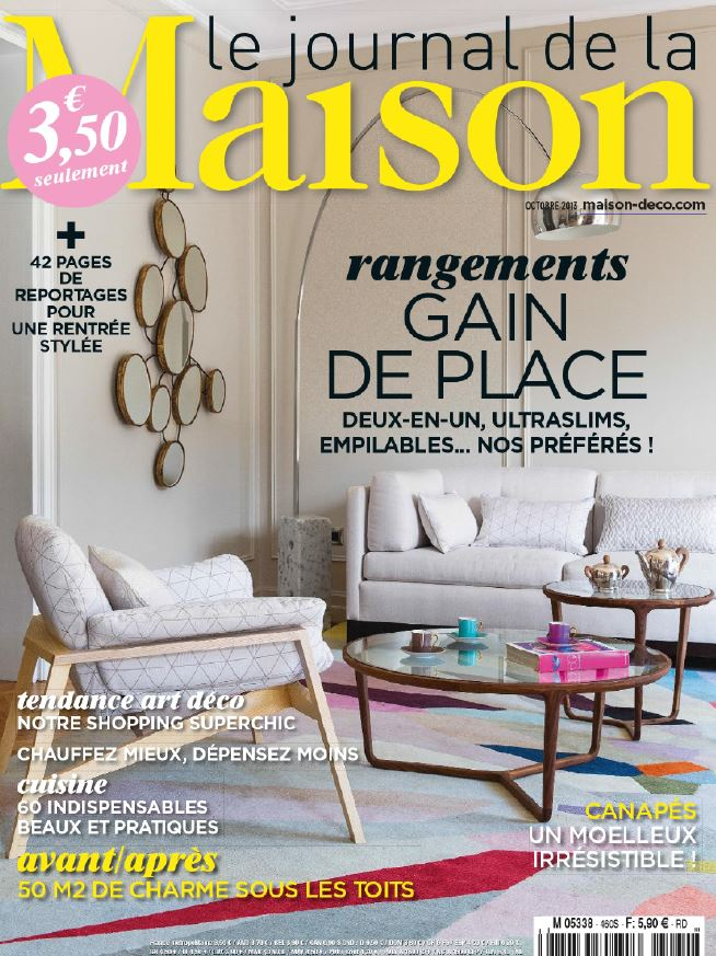 download le journal de la maison n 460 octobre 2013 softarchive. Black Bedroom Furniture Sets. Home Design Ideas