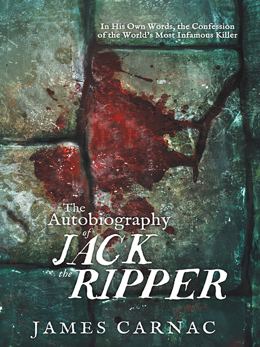jack the ripper essay outline Essay writing guide learn the conditions in whitechapel helped jack the ripper commit this way also another advantage for jack the rippers murders because no.