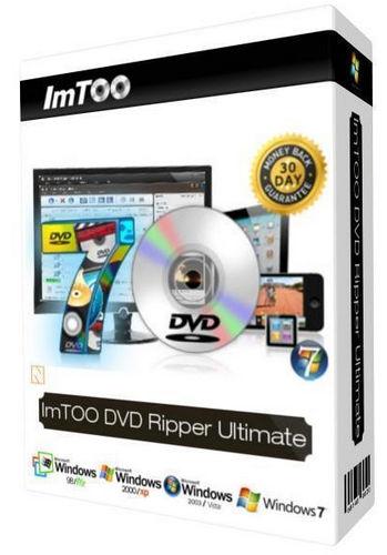 ImTOO DVD Ripper Ultimate 7.8.21 Build 20170920 Multilingual