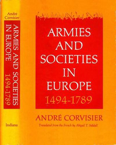 did the development in european warfare