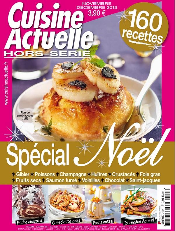 Download cuisine actuelle hors s rie novembre for Hors serie cuisine
