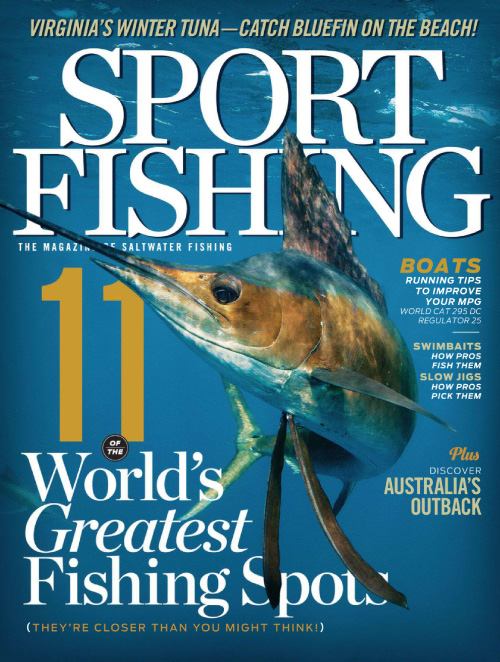 Download sport fishing january 2014 softarchive for Sport fishing magazine