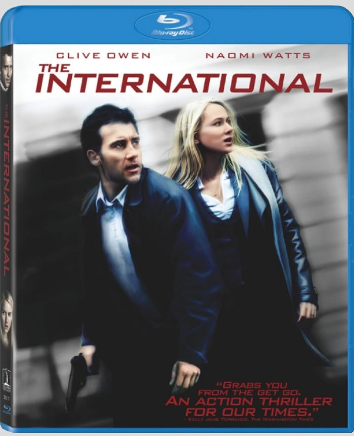 The International (2009) BDRip 720p 1GB [Hindi-Telugu-Eng] ESub MKV