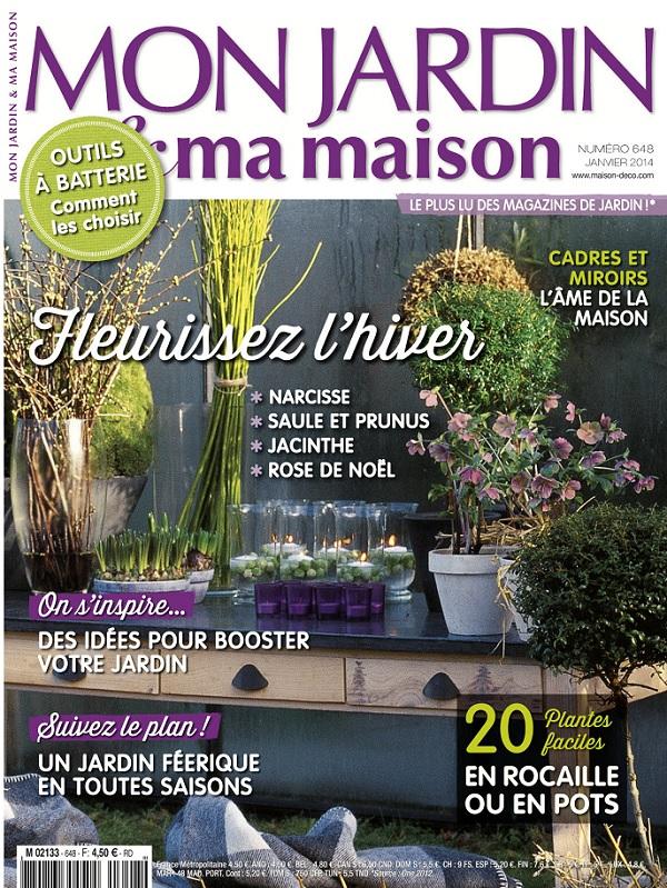 Download mon jardin ma maison janvier 2014 for Jardin janvier