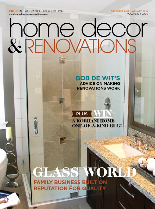 Download Vancouver Home Decor Renovations January 2014