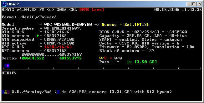 HDAT2 6.4 (ALL-IN-ONE BOOT version)
